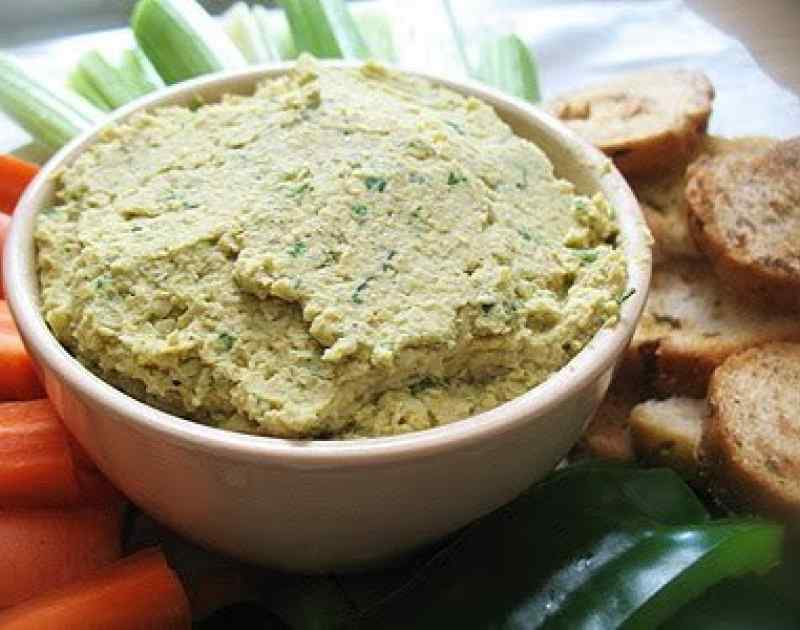 Spicy Indian-Style Hummus Recipes