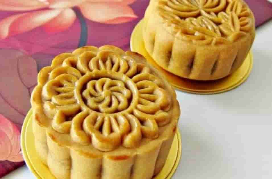 Traditional Baked Mooncake Recipe