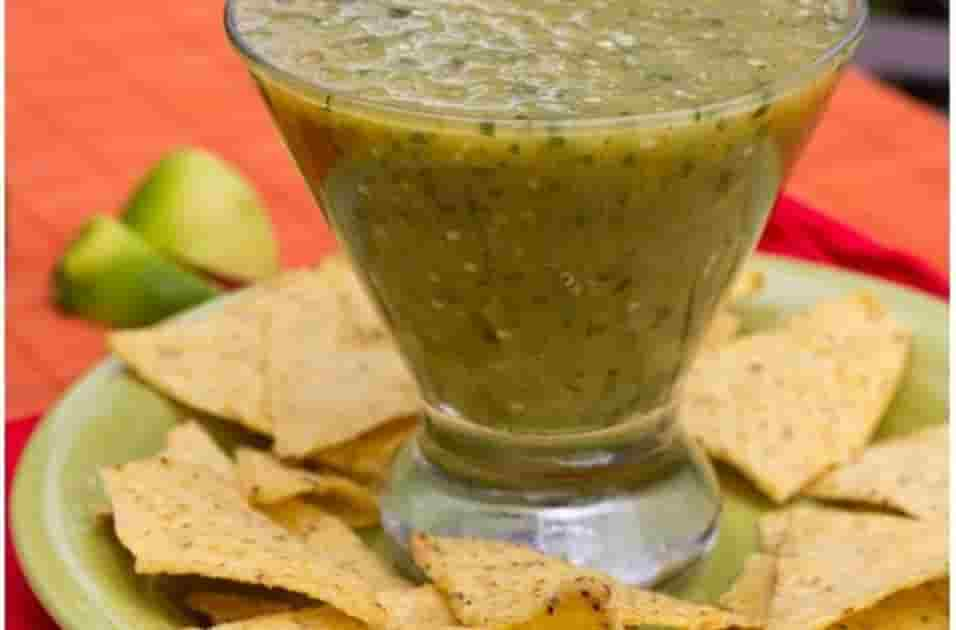 Salsa Verde By Mommie Cooks Recipe