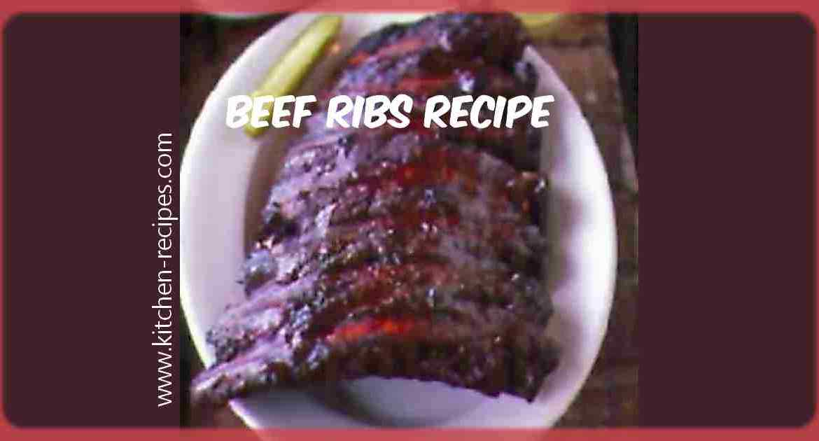 Beef Ribs Food Recipe Podcast